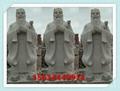 青海石雕名人像廠家 山東石雕孔