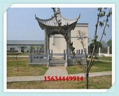 浙江公園石亭子圖片 西藏廣場石頭亭子價錢