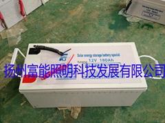 北京廠家直銷免維護閥控密封式12V180AH