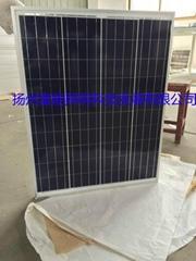 太阳能厂家直销离网发电系统单晶硅电池板12V80W
