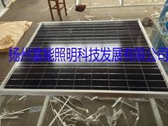 重慶光伏太陽能離網發電電池板12V系統