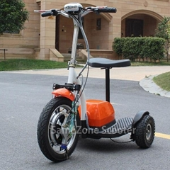 3 wheel zappy electric scooter