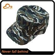 Flat top Military cap