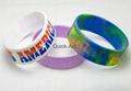 custom silicone wristband promotional