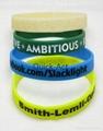 Custom silicone bracelets advertising