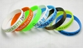 Silicone wristbands halloween gift