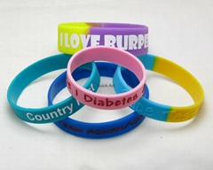 silicone wristbands advertising promotion