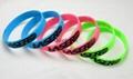 silicone wristbands  hot sale