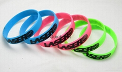 silicone wristbands  hot sale promotional products
