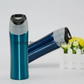 Promotional gift double wall stainless steel insulated travel coffee mug 1