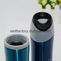 Promotional gift double wall stainless steel insulated travel coffee mug 3