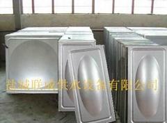 沖壓焊接式不鏽鋼水箱