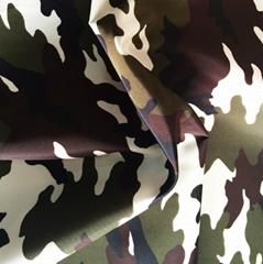 Camouflage patterns Imitation memory