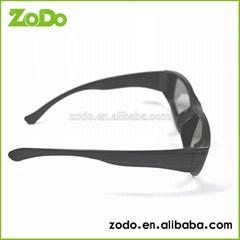 2015 hot sale 3d video glasses