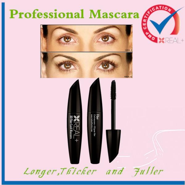 100% natural herbal extract 3D fiber mascara 3