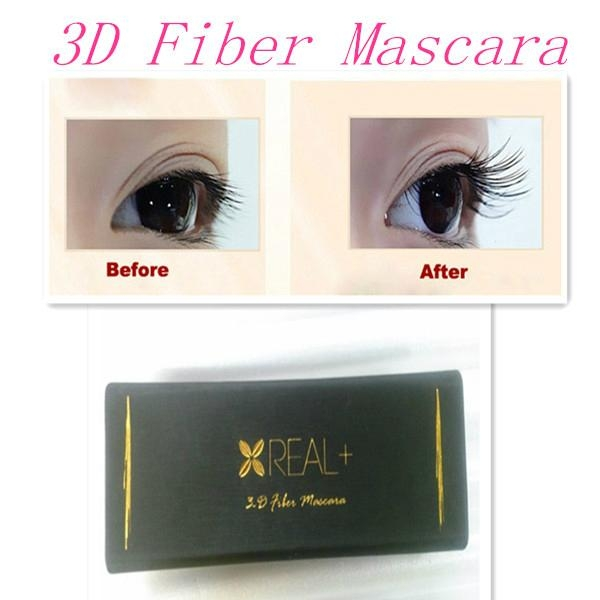 100% natural herbal extract 3D fiber mascara 4