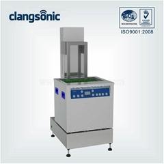 Ultrasonic transducer for ultrasonic cleaner and cleaning equipment