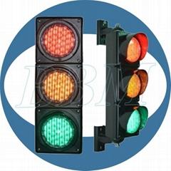 led traffic light RYG ball 100mm