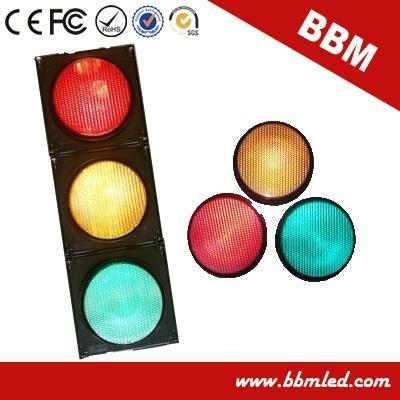 200mm led ball high flux traffic light 1