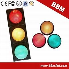 200mm led ball high flux traffic light