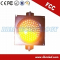 200mm traffic signal semaforo yellow