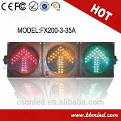 longlife traffic arrow light RYG light