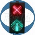 200mm car parking traffic lights signal
