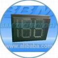 24 inch led counter time traffic light
