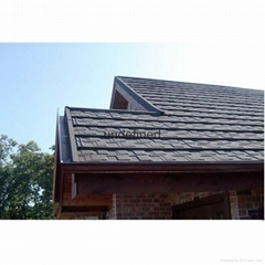 Factory direct Stone coated metal roofing tiles new style tiles