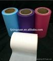 color PE film for sanitry napkin