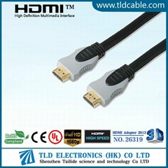 Premium HDMI 1.4V Cable Lead Video Full HD TV DVD