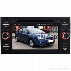 Car DVD Navigation System Special For Ford Universal