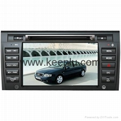 Car DVD Navigation System Special for Audi A6