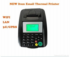 HEDA Wireless POS Terminal 58mm Thermal Receipt Printer for online order