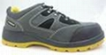 Safety shoes rock star steel toe work