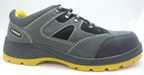 Safety shoes rock star steel toe work shoes PU injection high quality