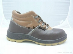 Hot sell man shoes Safety shoes rock star steel toe working shoes high quality