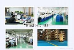 Best HD 4U IPTV STB Digital Satellite