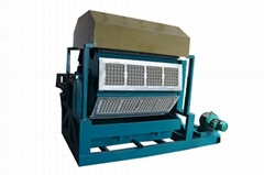 Small Paper Pulp Egg Tray Making Machine