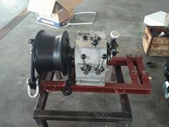 5 Ton Speedy Diesel Lifting Winch