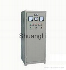 Automatic Charger for Battery Locomotives