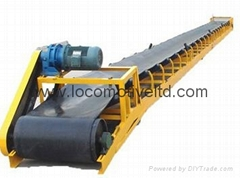 Mining Machine Customized Rubber Belt Conveyor System