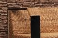 感享 客廳傢具藤沙發茶几組合四件套 新古典沙發木扶手藤編椅 3