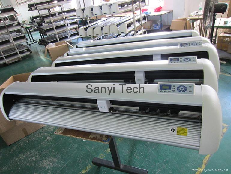 CT-1200 Vinyl Cutter Plotter 3