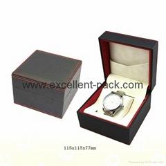 hot sale PU leatherette watch box China