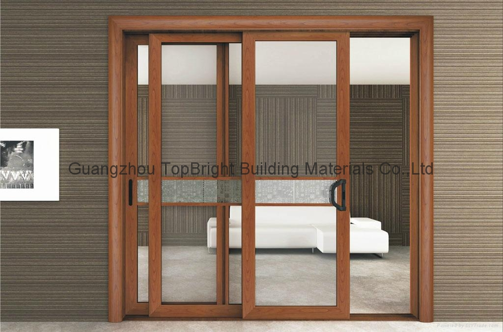 Folding sliding door company 3 track door cl d0011 for Sliding door company