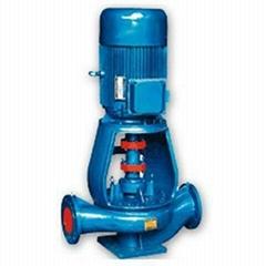 单级单吸热水泵