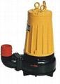 ZW型自吸排污泵 1