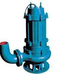 ZW型自吸排污泵 4