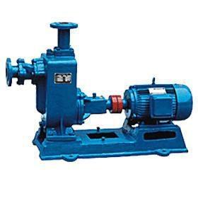 ZW型自吸排污泵 5